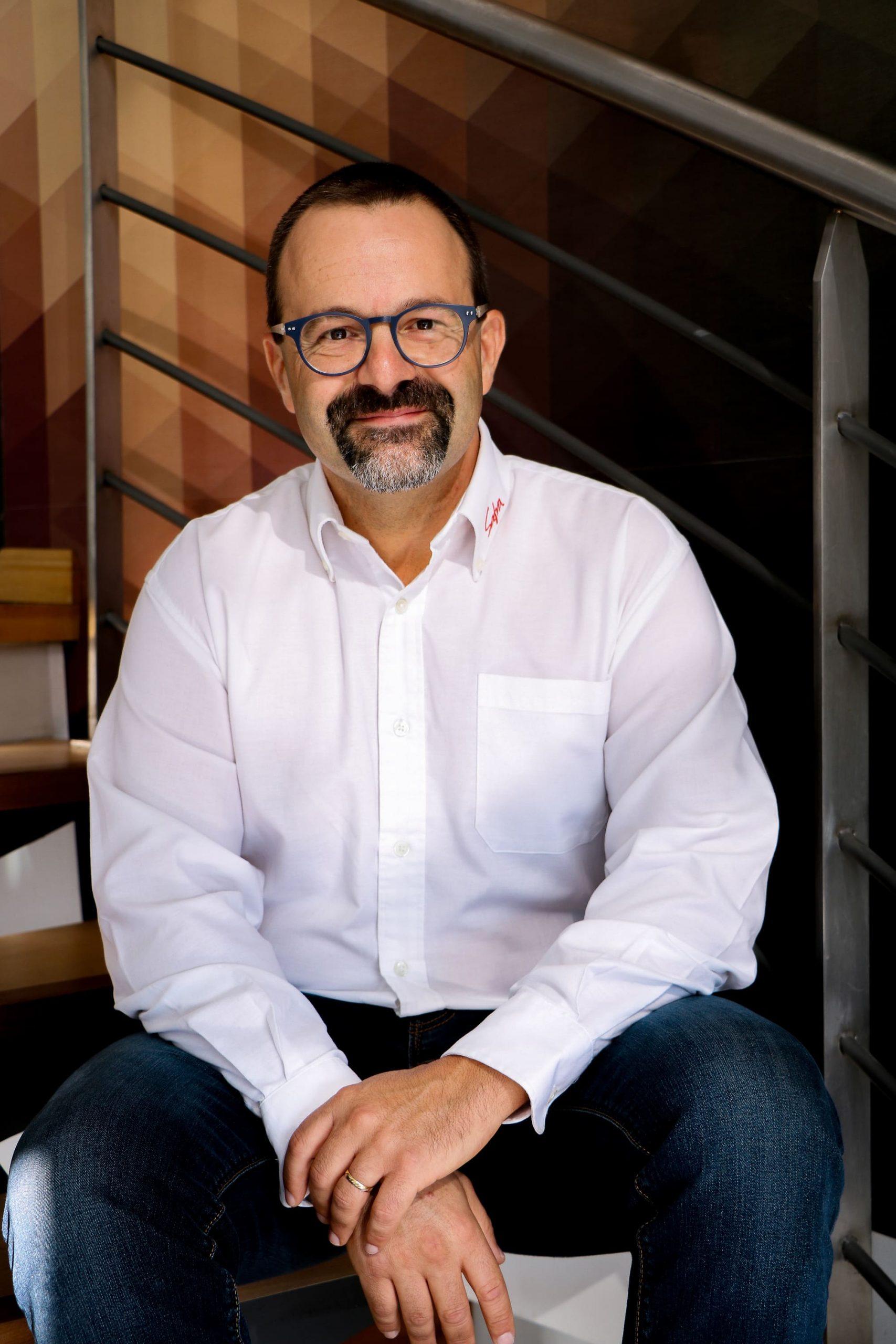 Frédéric Regourd - Directeur Général de SAFRA Agencement
