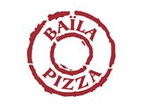 Logo de Baïla Pizza