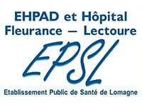Logo de l'EHPAD et hôpital Fleurance - Lectoure