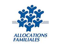 Logo des allocations familiales