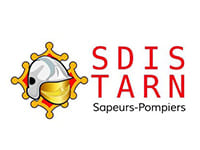 Logo du SDIS Tarn