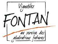 Logo des Vignobles Fontan